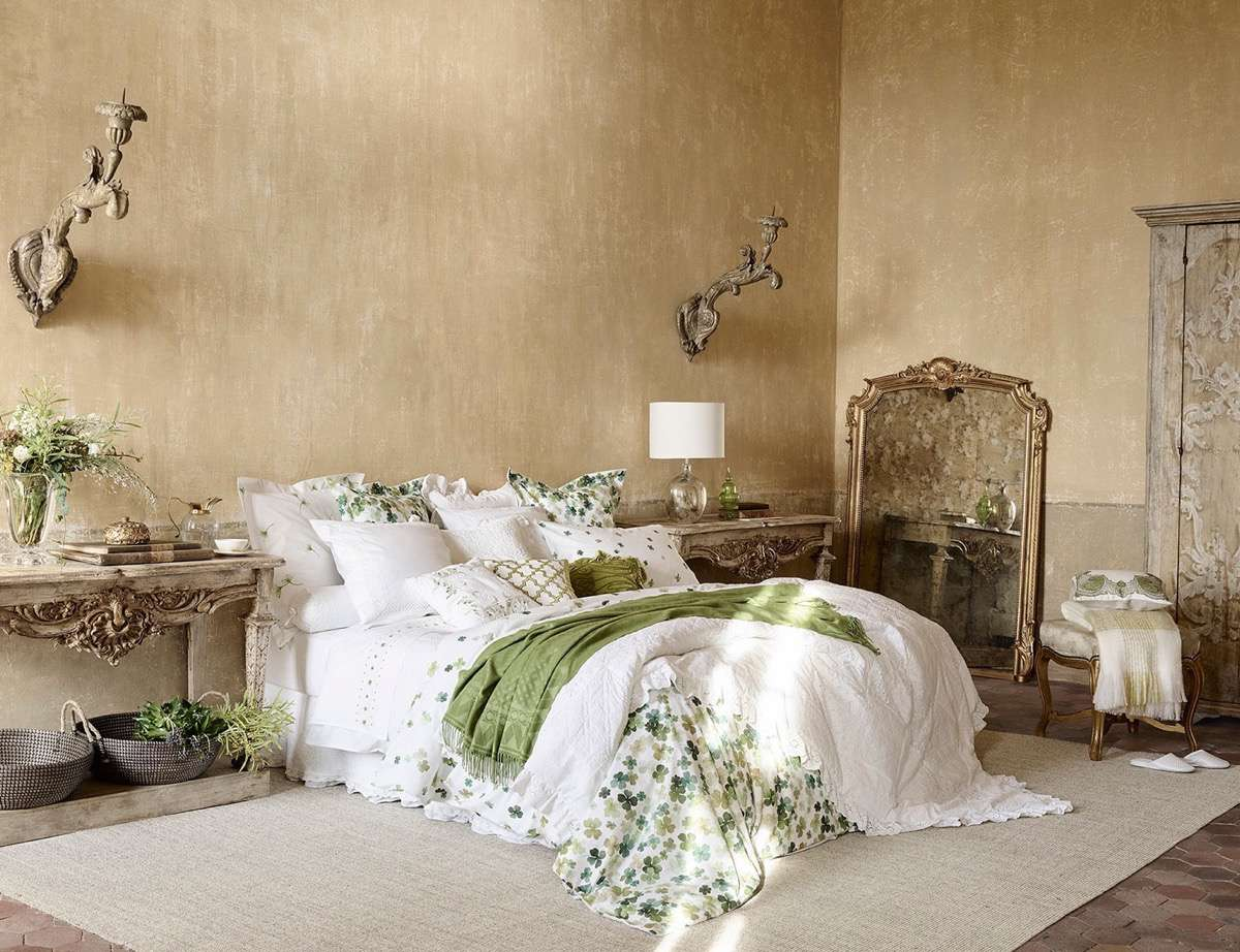 decorar el dormitorio en verano zara home