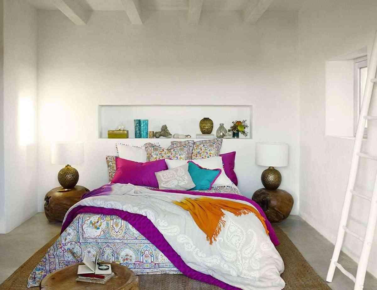 decorar el dormitorio en verano