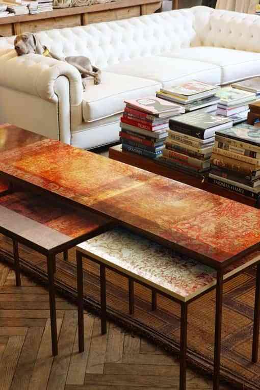 Inflorescencia, nueva colección de mesas de Condesa 131