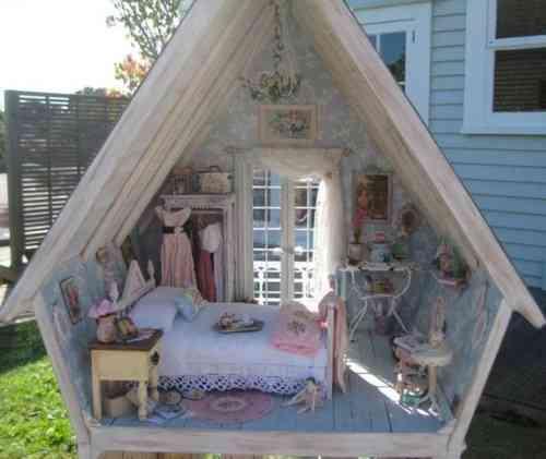 Deco Chambre Mansardee Fille