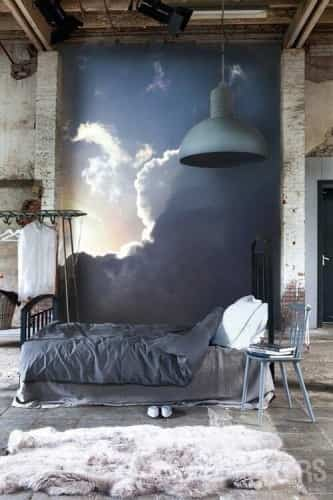 decorar pared artistica