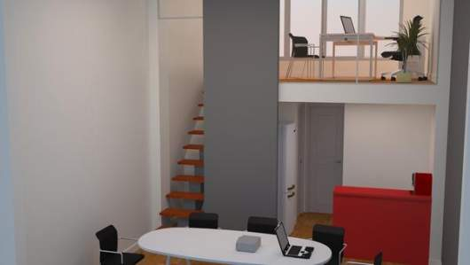 oficina reformada