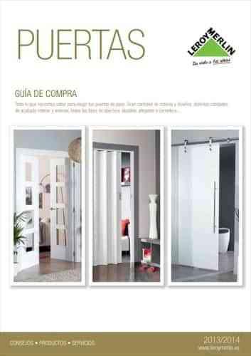 Cat logo de puertas leroy merlin decoraci n de interiores opendeco - Catalogo decoracion interiores ...