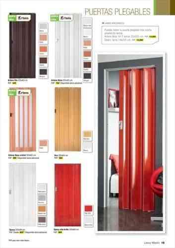 Catálogo De Puertas Leroy Merlin   Decoración De Interiores | Opendeco