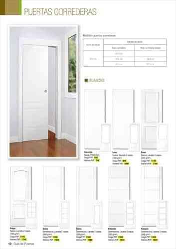 Puertas en oferta en leroy merlin decoraci n de for Puertas de aluminio leroy merlin