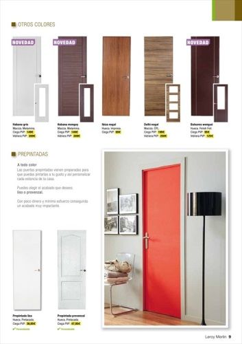 Puertas en oferta en leroy merlin decoraci n de - Puertas de cocina leroy merlin ...
