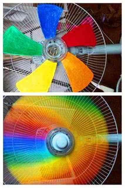 renovar el ventilador