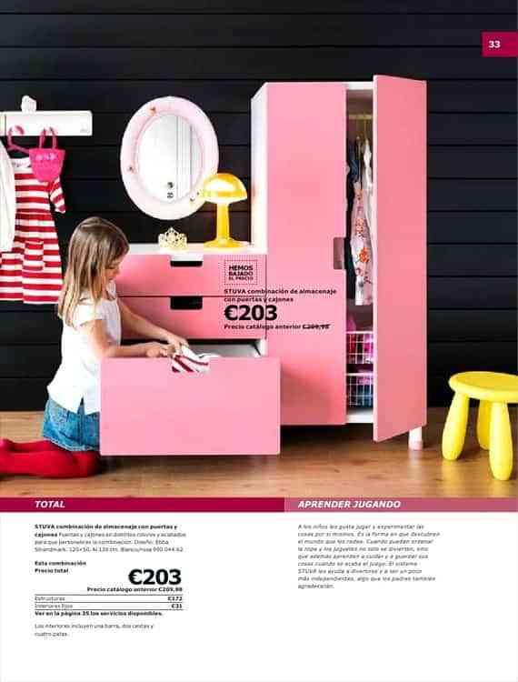 Cat logo ikea 2014 armarios decoraci n de interiores for Catalogo ikea armarios infantiles