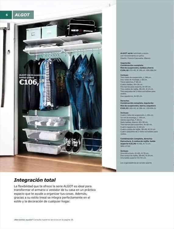 catalogo armarios ikea 2014