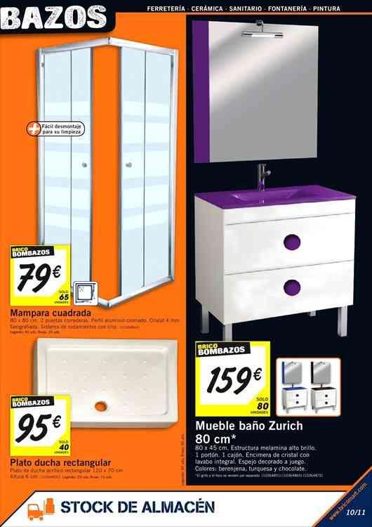 Cat logo ofertas muebles bricomart decoraci n de - Bricomart lavabos ...