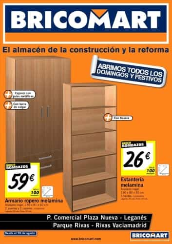 cat logo ofertas muebles bricomart decoraci n de
