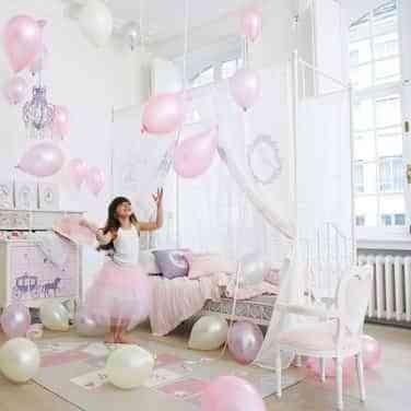 decoracion infantil princesa