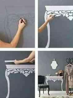 decorar la pared