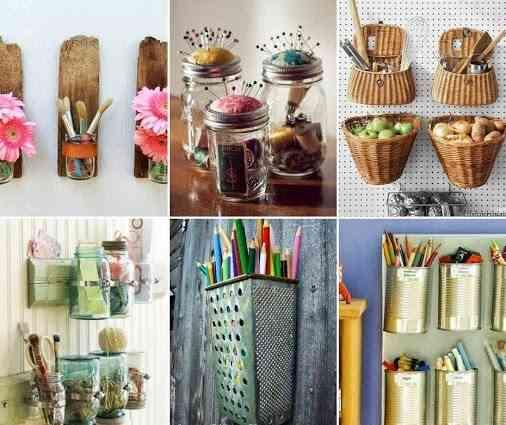 Ideas para decorar reciclando decoraci n de interiores - Decorar reciclando muebles ...