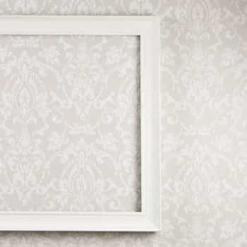 Decorar paredes con papel pintado de Zara Home