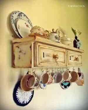 tazas decorativas