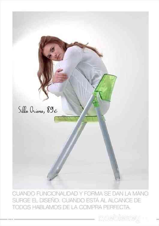 sillas modernas
