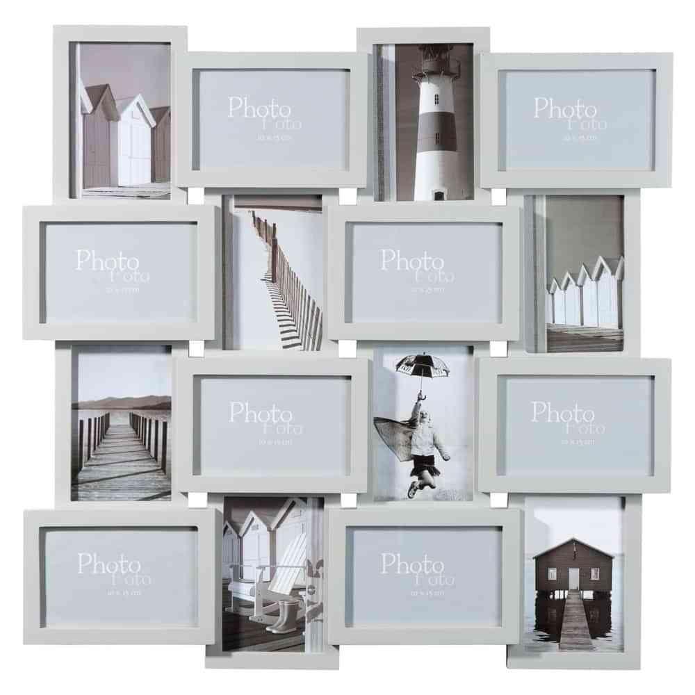 Decoración paredes con marco en relieve - Decoración de Interiores ...