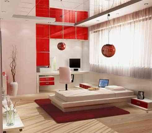 Decoraci n moderna de habitaci n decoraci n de - Decoracion habitacion moderna ...