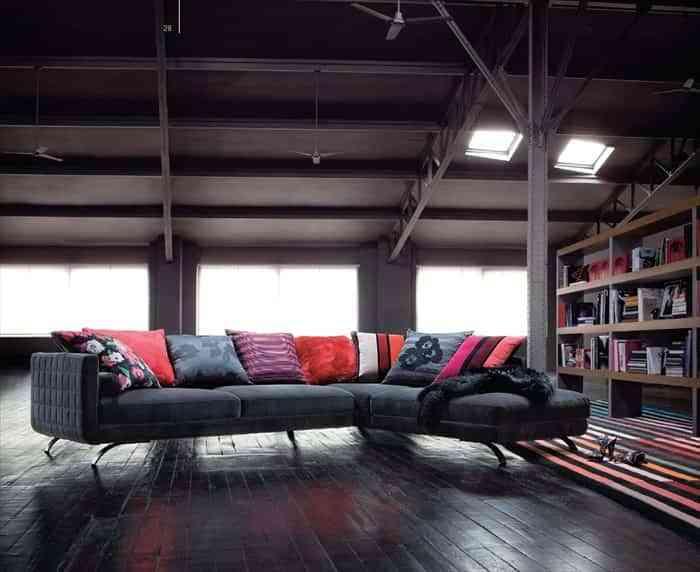 sofa de roche bobois