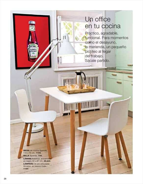 Decoraci n 2014 cocinas el corte ingl s decoraci n de for Cocinas el corte ingles catalogo