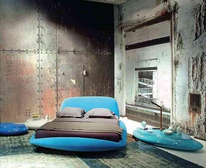 decoracion de dormitorio roche bobois