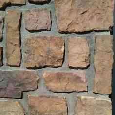 decorar pared con piedras