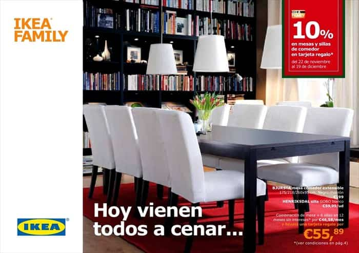 Catálogo Ikea Family de ofertas diciembre - Decoración de Interiores ...