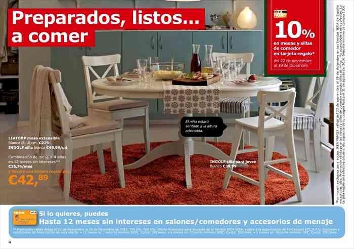 Cat logo ikea family de ofertas diciembre decoraci n de for Ikea jardin catalogo