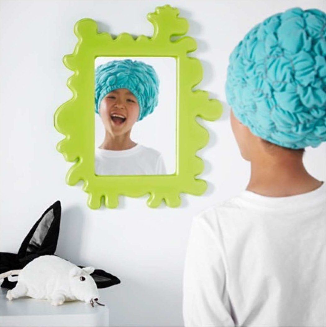 espejos infantiles de ikea