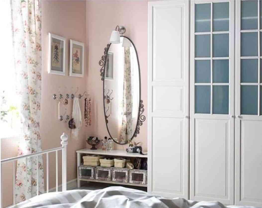 Espejos infantiles de ikea para la habitaci n de los m s - Espejos de habitacion ...