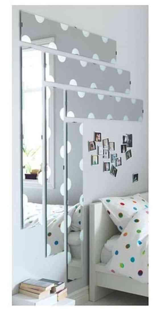 Espejos Infantiles De Ikea Para La Habitaci N De Los M S