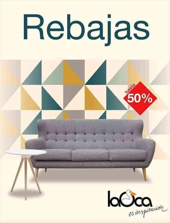 Rebajas en muebles la oca decoraci n de interiores for Rebajas muebles de jardin