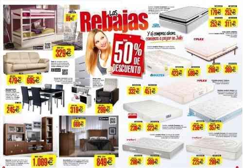 Rebajas merkamueble con 50 descuento decoraci n de - Literas merkamueble ...