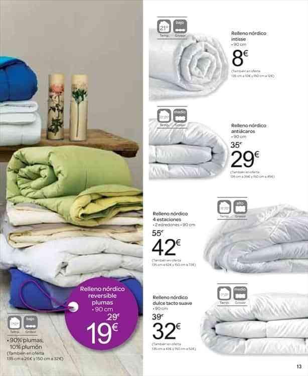 Edredon Nordico Plumon Carrefour | Bestwebdesigners