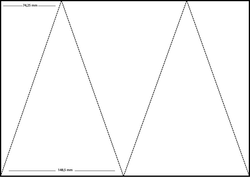 triangulos-banderines-medidas-recortar