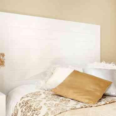 Un cabecero de cama de Woodson