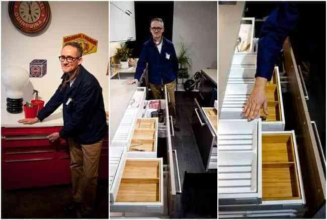 Las nuevas cocinas de Ikea son METOD