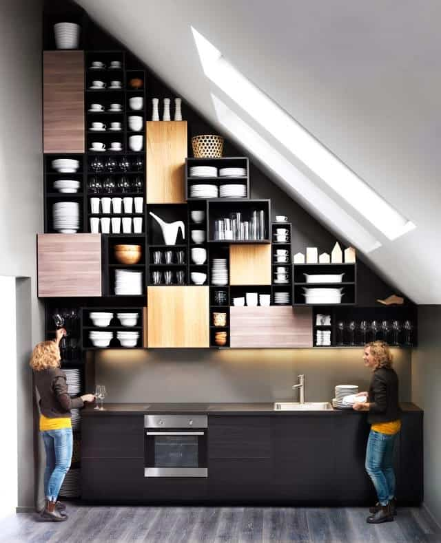 Las nuevas cocinas de Ikea son METOD1