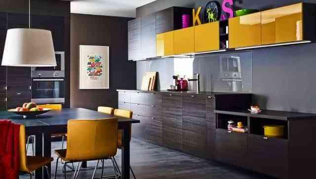 Las nuevas cocinas de Ikea son METOD2