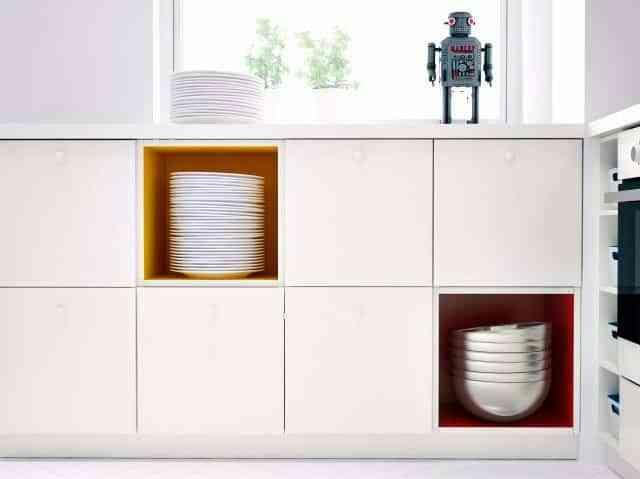 Las nuevas cocinas de Ikea son METOD6