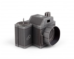 Cómo hacer una cámara de fotos