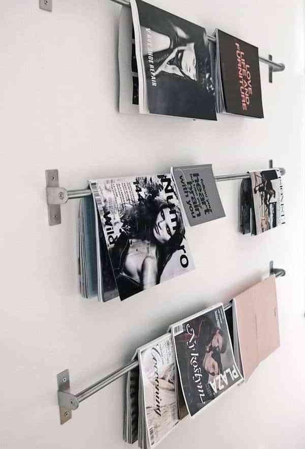 organizar tus revistas