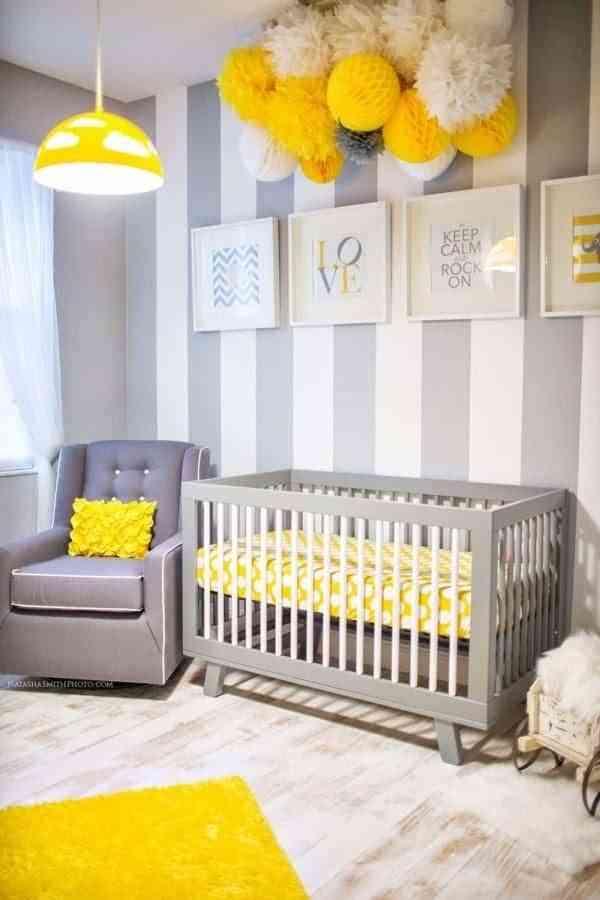 decorar habitaciones con color amarillo (1)