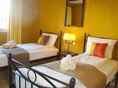 decorar habitaciones con color amarillo