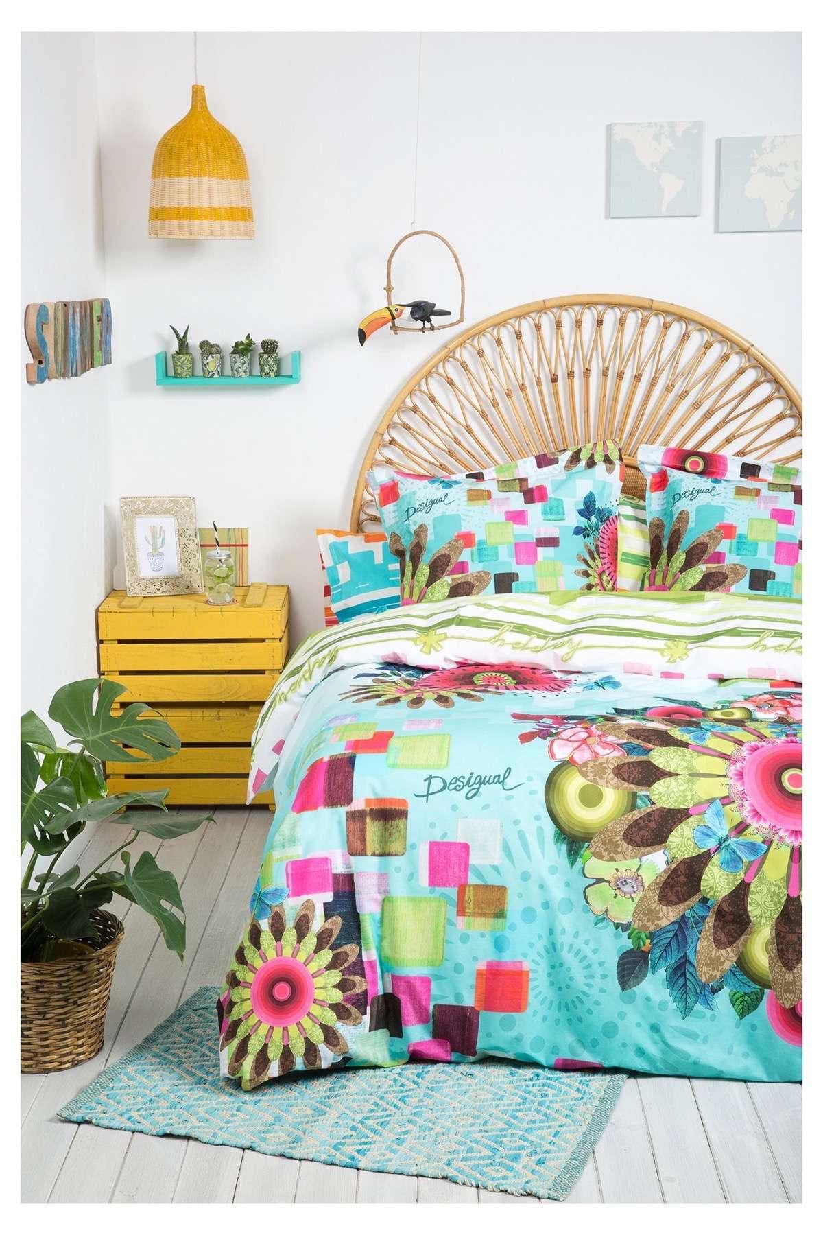 ropa de cama de verano