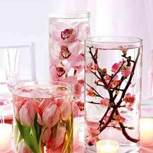llegan las flores por primavera