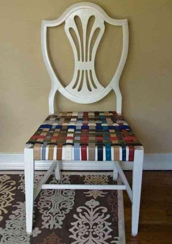 renovar una silla