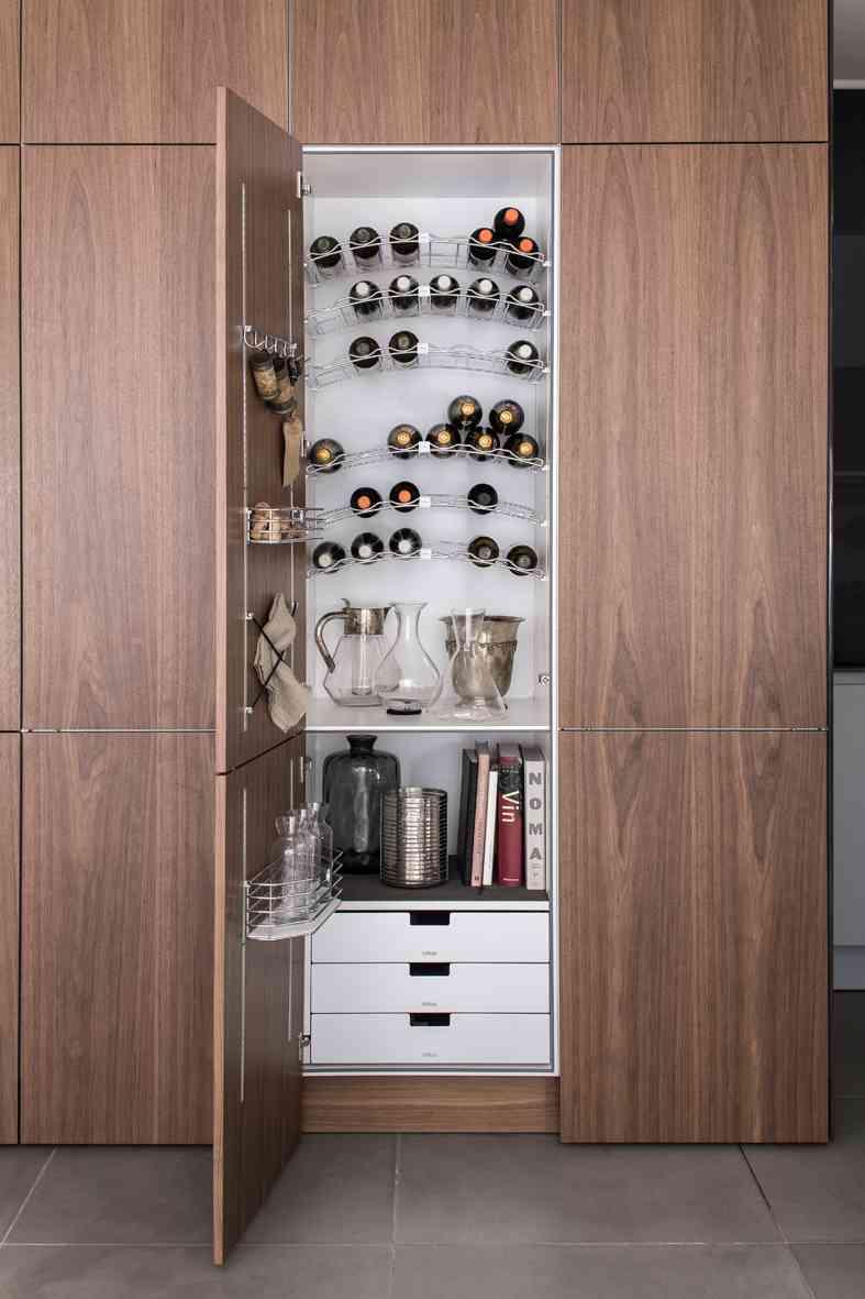 Las cocinas bien equipadas son mejores cocinas - Organizar interior muebles cocina ...