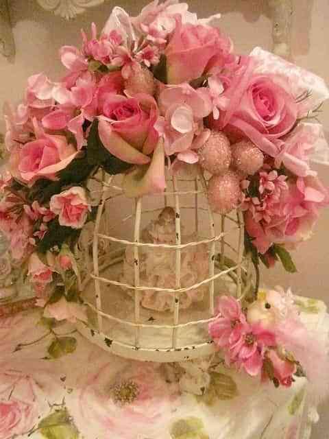 Centros de mesa para decorar el d a de la madre - Decoracion dia de la madre ...